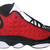Cheapest Nike Air Jordan 13(red-black-white) basketball shoes $82.00 For Sale