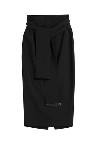 skirt pencil skirt black