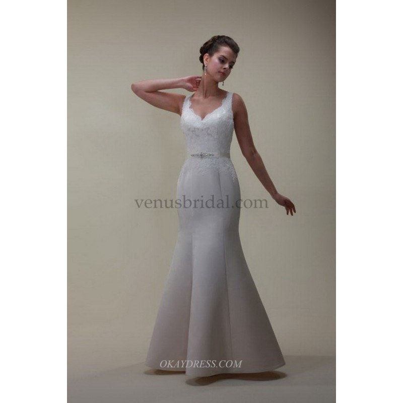 Venus Informals by Venus Bridal Vn6789 Bridal Gown (2014) (VB14_Vn6789BG) - Crazy Sale Formal Dresses|Special Wedding Dresses|Unique 2017 New Style Dresses