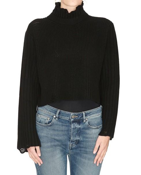 Golden goose sweater black