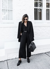 pants,black,business casual,style,streetstyle