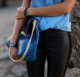 pants leather black leather pants leather leggings bag