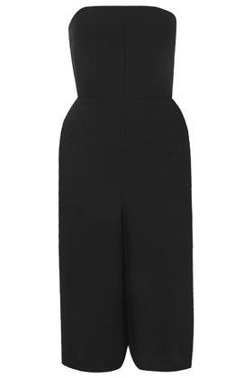 Minimal culotte jumpsuit
