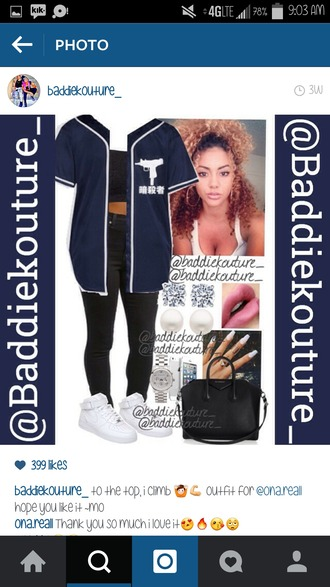 top baddiekouture_ outfit outfit idea