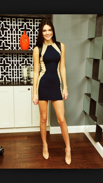 dress kendall jenner bodycon dress