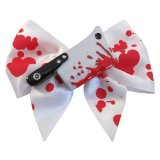 Amazon.com: bloody hair bow