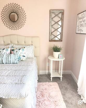 home accessory tumblr home decor furniture home furniture table mirror bedding bedroom