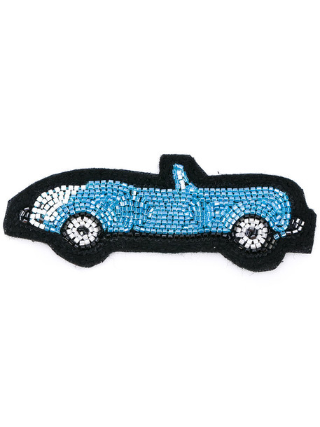 OLYMPIA LE-TAN women car bag blue