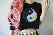 t-shirt,бренд,sweater,shirt,grunge,lovely,rainbow,top,crop tops