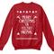 Merry christmas ya filthy animal sweatshirt - stylecotton