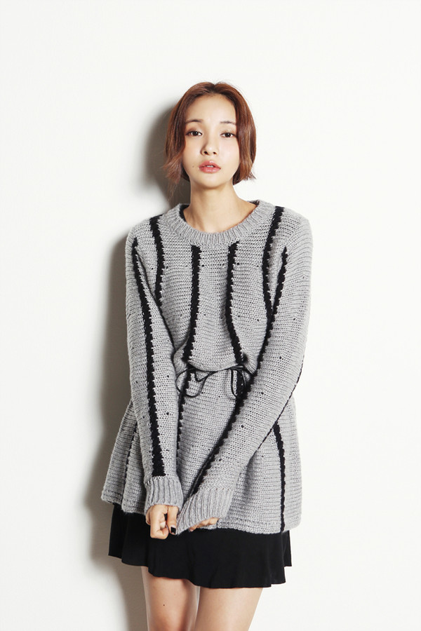 knit sweter knitted sweater