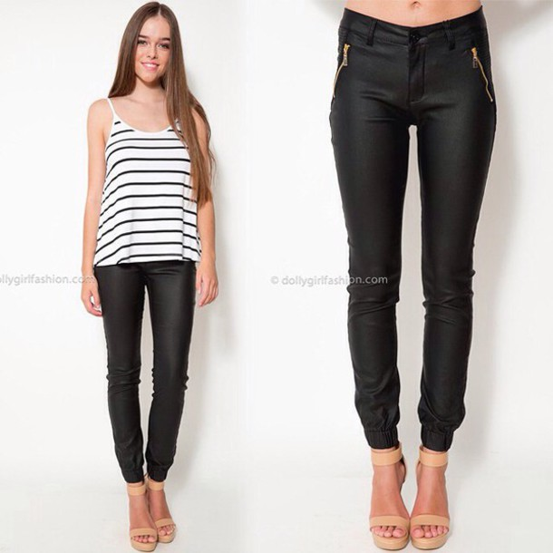 Girls black denim jeans, josselyne webcam sex