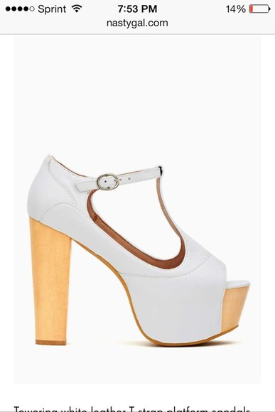 shoes jeffrey campbell platform shoes