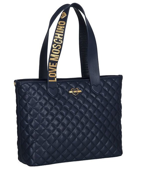 Moschino bag tote bag navy
