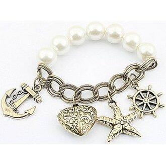 jewels pearl bracelet