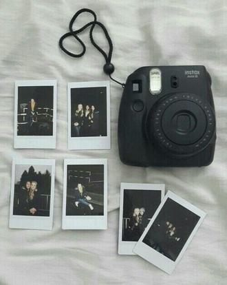 home accessory camera polaroid camera tumblr photography black grunge grunge wishlist trendy instagram