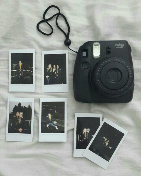 Home Accessory Camera Polaroid Tumblr Photography Black Grunge Wishlist Trendy Instagram