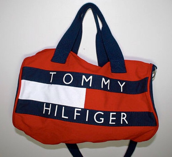 1ffc13947f Tommy Hilfiger Mini Harbor Point Duffle Bag (One size