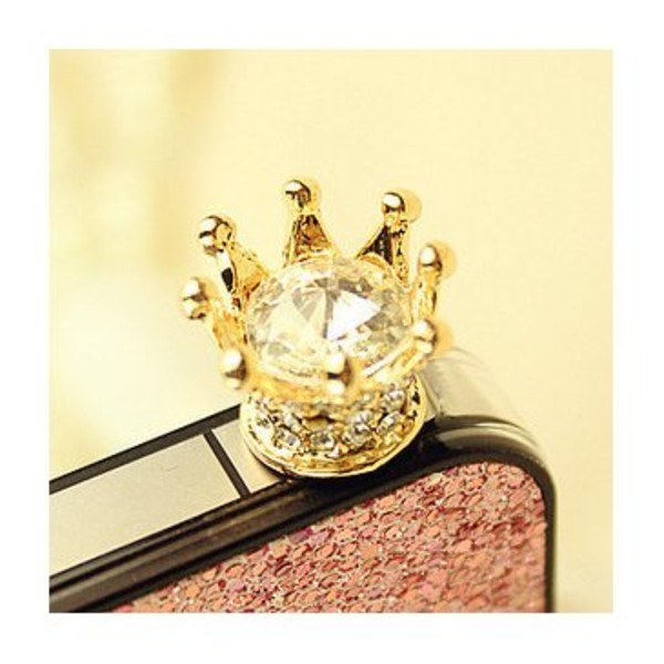 jewels iphone 4/4s/5 plug