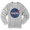 Nasa logo sweatshirt - basic tees shop