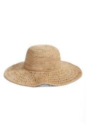 hat,sun hat,straw hat