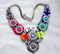 Colorful statement necklace · fashion struck · online store powered by storenvy