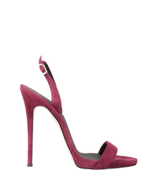 Giuseppe Zanotti suede shoes