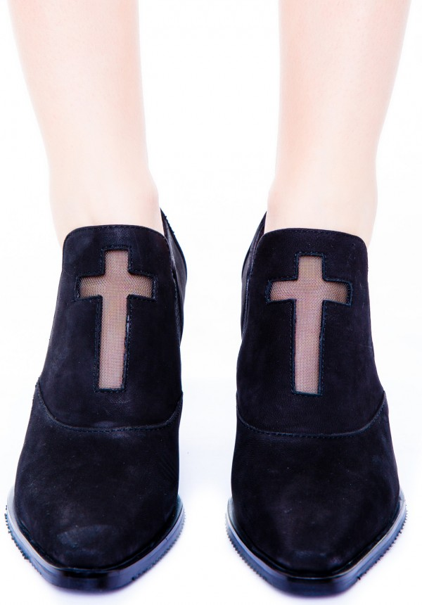 UNIF Confession Boot | Dolls Kill