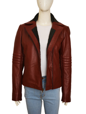 jacket,leather jacket,women,women fashion,fashion trends,fashion blogger,style,stylish,trendy,college girl,teen girl,canada,burgundy,maroon jacket,female,mauvetree,usa,36683