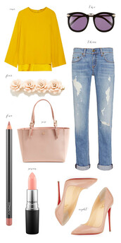 sunglasses,jeans,jewels,bag,make-up,shoes,ivory lane,blogger,blouse