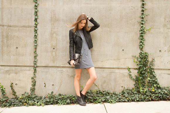 styling my life blogger jewels jacket bag