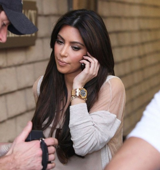 kim kardashian fashion jewels khloe kardashian watch boyfriend watch keeping up with the kardashians