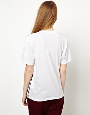 Peter Jensen | Peter Jensen Dot T-shirt In Jersey at ASOS