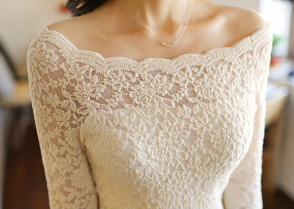 lace dress black lacedress hipster wedding lace white dress