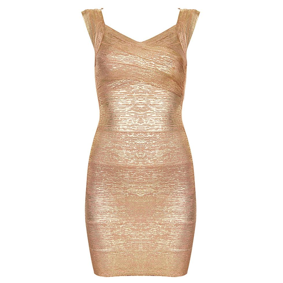2014 New Bandage Bodycon Womens Dresses Hollow Out Sleeveless Backless Empire Waist Mini Dress Sexy Club Evening Women Clothing | Amazing Shoes UK