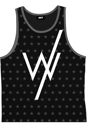 Sleeping With Sirens | Logo Star Tank
