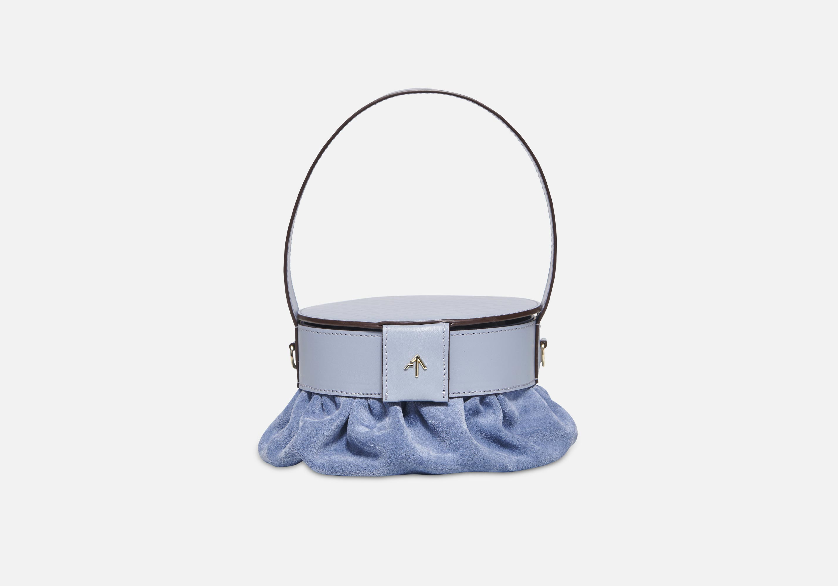 Manu Atelier – Pouch Ice Blue