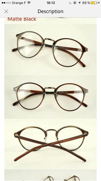 sunglasses glasses beautiful brown