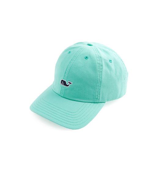Shop Signature Whale Logo Baseball Hat at vineyard vines 0409d5817fb