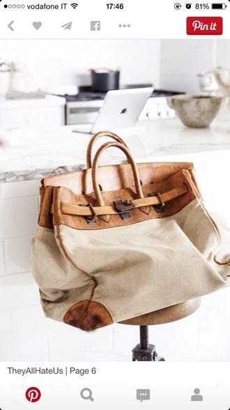 bag white bag hand bag travel bag