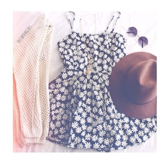 dress mint like instagram fashion girl hipster tumblr tumblr girl flowers floral sunglasses sweater jewels romper party short satchel