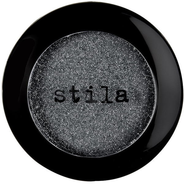 Stila Jewel Eye Shadow Single, black diamond 0.08 oz (2.3 g) - Polyvore
