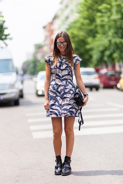 fashion vibe shoes bag jewels dress streetstyle