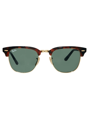 Ray-Ban | Ray-Ban Clubmaster Sunglasses at ASOS