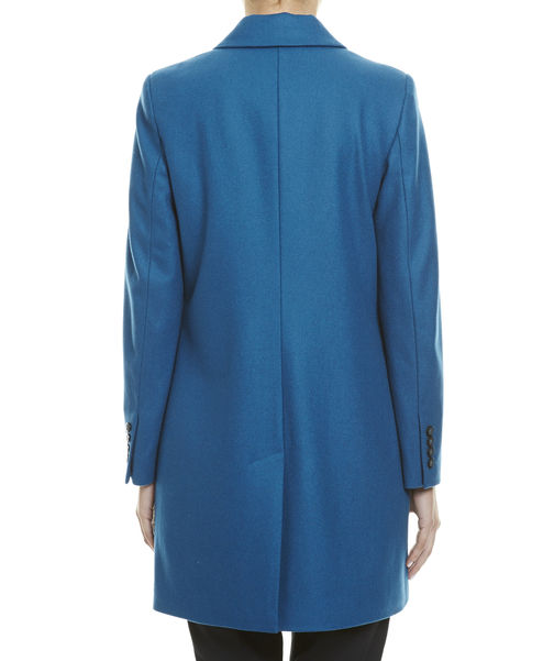 One Button Melton Coat, Sportscraft Online