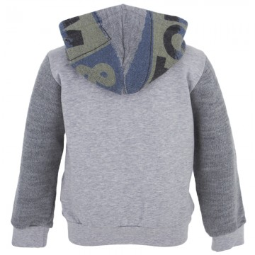 Dolce & Gabbana Boys Grey Tom & Jerry Hooded Jumper | AlexandAlexa