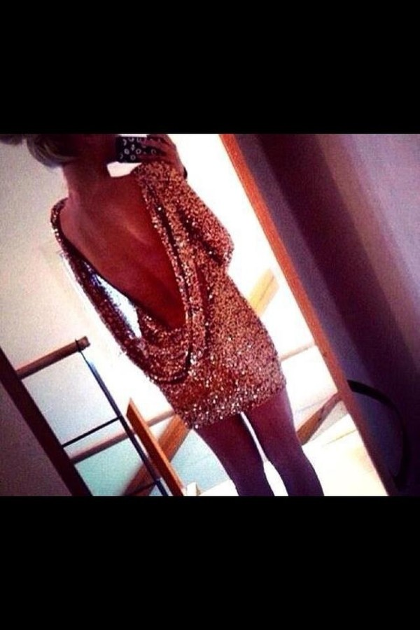 dress backless open back short dress backless dress sequin dress