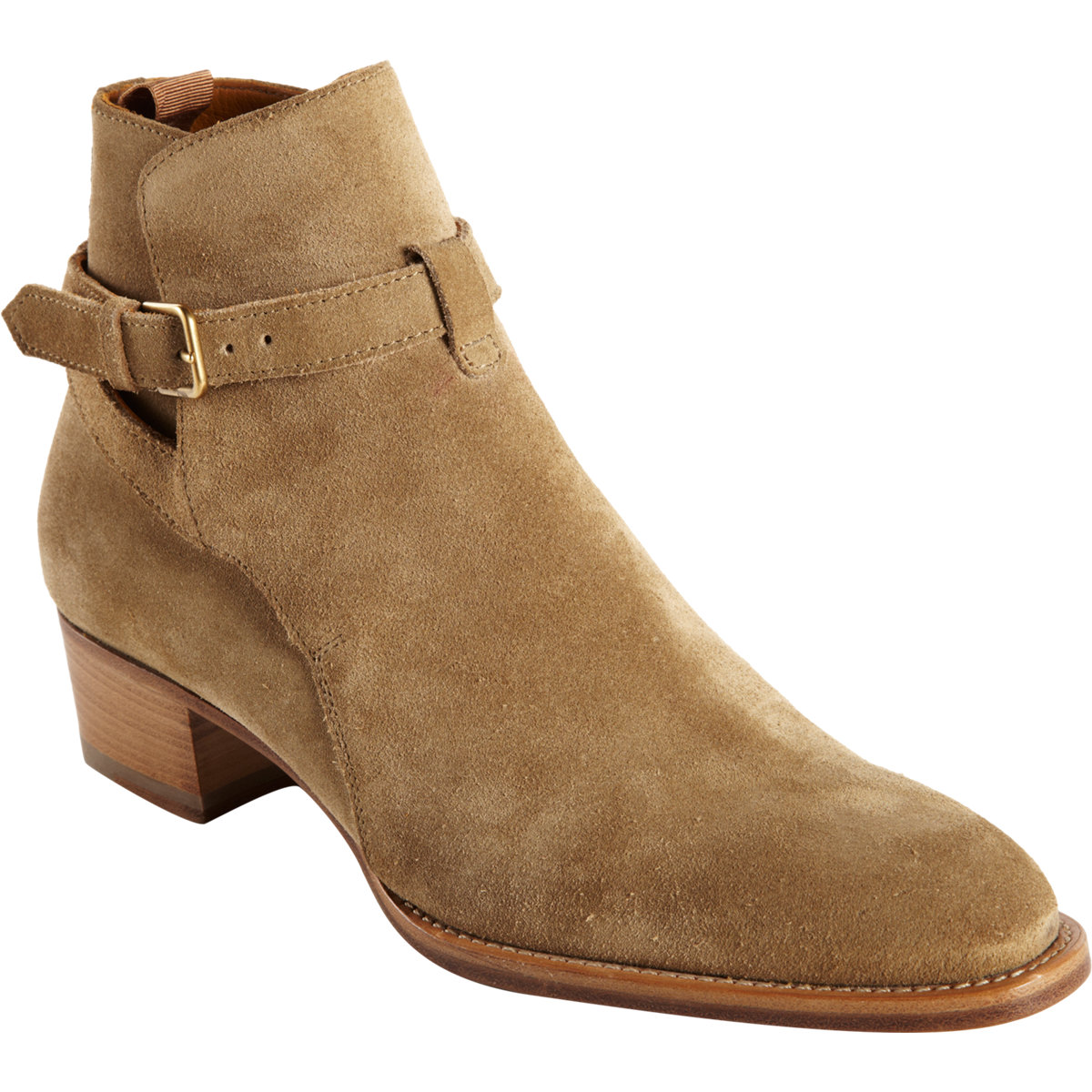 Saint laurent wyatt ankle boot at barneys.com