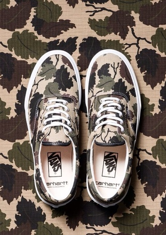 shoes vans carhartt wip