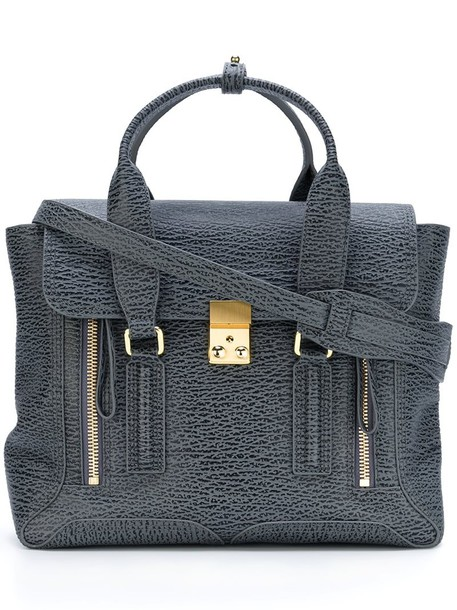 3.1 Phillip Lim satchel women leather grey bag